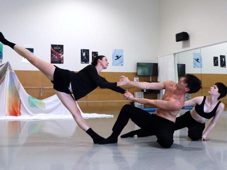 Jennifer Shennan: Transfigured Night. Ballet Collective Aotearoa & Chamber Music New Zealand (Wgtn)