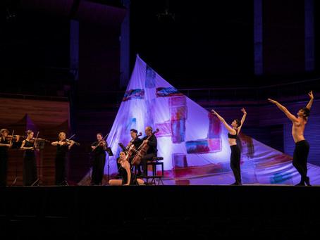 Dominion Post: Artistic passion touches hearts of appreciative audience (Wellington)