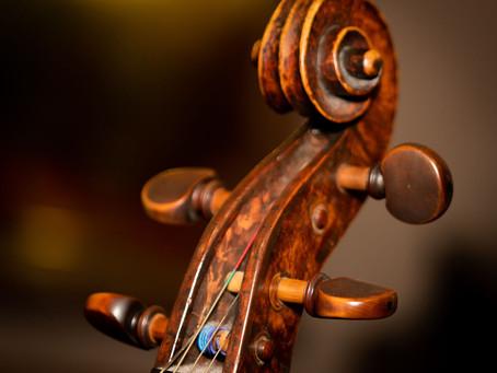 1705 Goffriller Cello with Rolf | NZSQ Updates