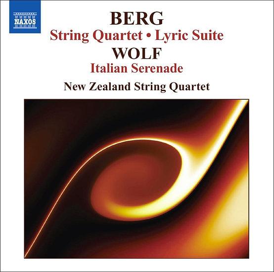 Berg: String Quartet / Lyric Suite / Wolf: Italian Serenade