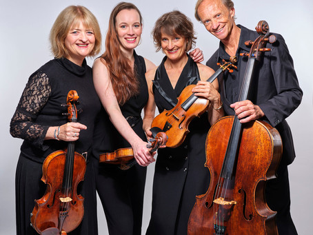 A deep dive into Beethoven's String Quartets