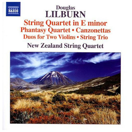 Douglas Lilburn: String Chamber Music