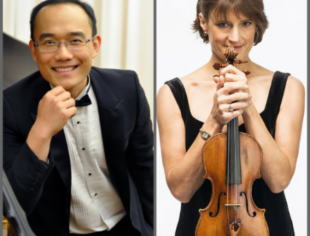 Review: Youthful and visionary Schubert from Helene Pohl and Jian Liu