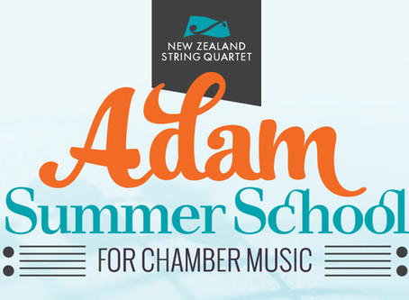 2020 Adam Summer School