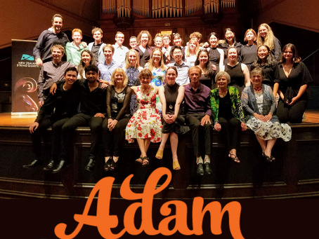 Stunning student performances conclude 2020 Adam Summer School
