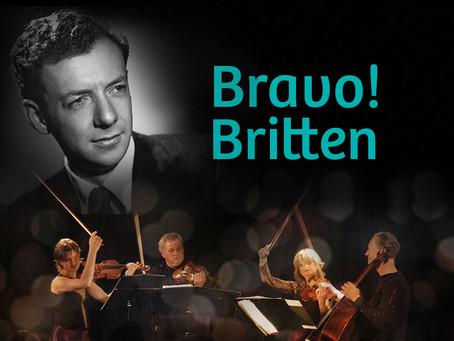 Bravo! Britten 2013