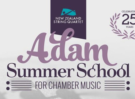 2019 Adam Summer School