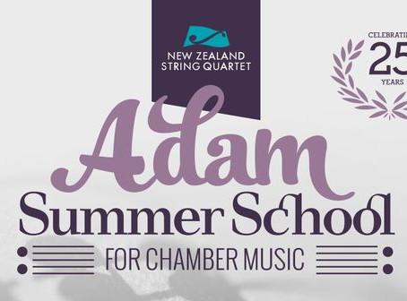 2019 Adam Summer School