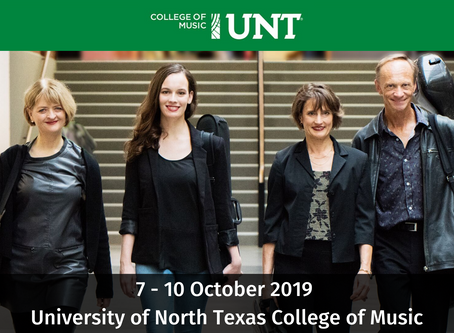University of North Texas - IAA Artist Residency Concert