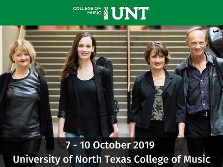 University of North Texas - IAA Artist Residency Concert