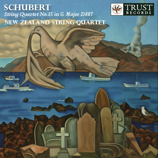 Schubert / String Quartet No. 15 in G Major D.887