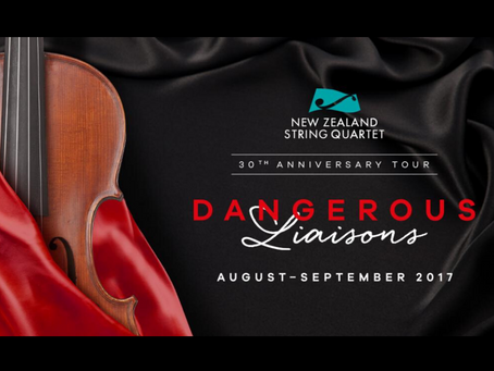 Dangerous Liaisons 2017 30th Anniversary Tour