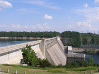 Bull Shoals Lake Dam