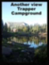 Trapper's Lake Campground