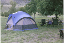 Picasa - Camping at Lewis and Clark Caverns State Park - Montana