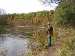 Michigan's Ausable River