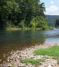 Fishing in Missouri's Ozarks