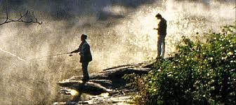 Farmington River fishing