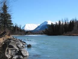 kenau river fishing