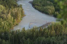 Klutina River - Alaska Fishing