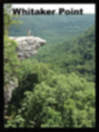 Whitaker Point, Buffalo National Scenic Riverway