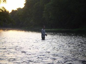 Missouri Fishing - Big Piney River