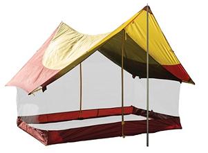 Big Agnes Deep Creek Shelter with Bug Screen