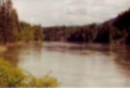 Cabinet Gorge Reservoir Montana