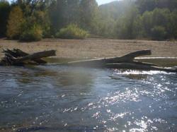 Huzzah Creek, Ozarks, Missouri