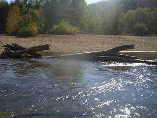 Small Stream Fishing Huzzah Creek
