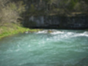 Welch Spring on Current River
