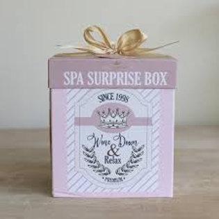 SMALL SPA SURPRISE BOX