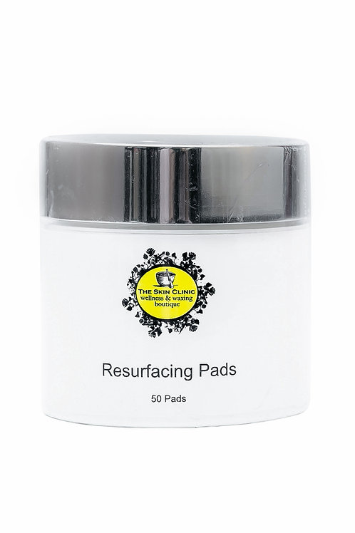 RESURFACING PADS
