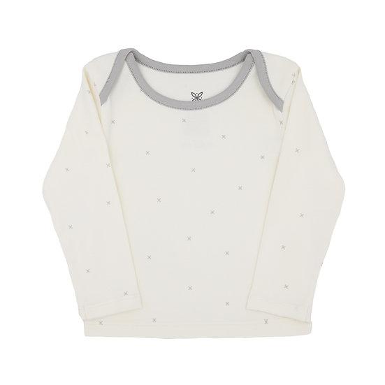 L&M Organic Cotton Long Sleeve T-Shirt