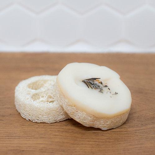 Loofah Soap - Spearmint & Poppyseed