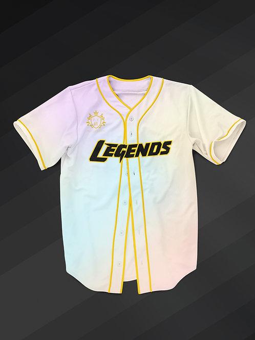 Legends 🌌 Baseball Jersey