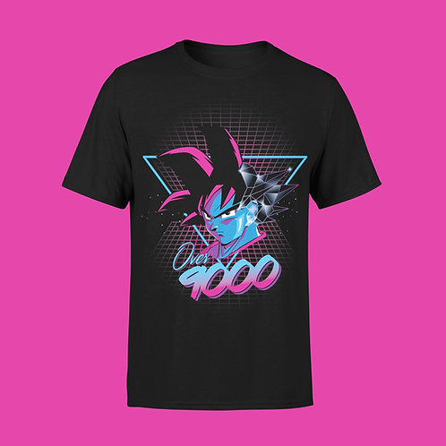 80's Over 9000 T-Shirt
