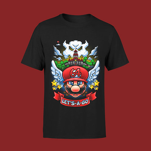 Super Tribute 64 (Full Color) T-Shirt