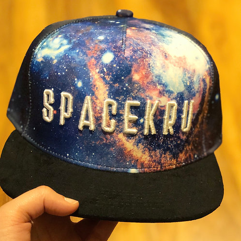 *Limited Edition* Spacekru Snapback
