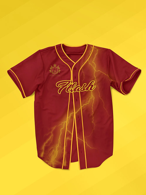 Flash ⚡ Baseball Jersey