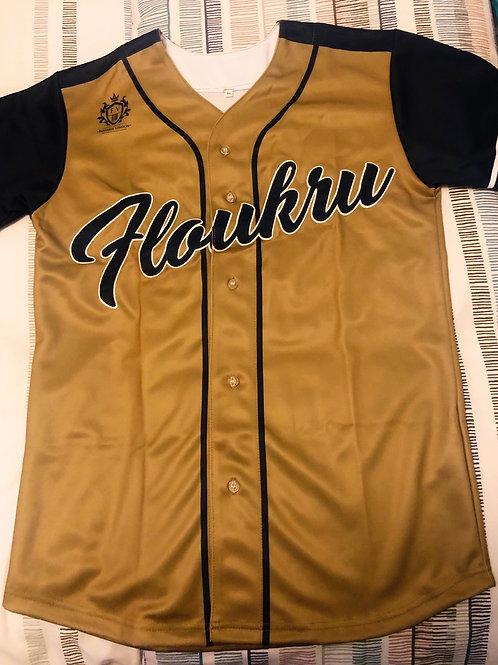 Floukru 🌊 Baseball Jersey - Luna 88
