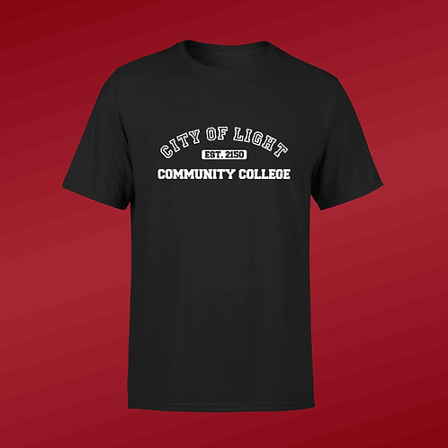 COL Community College T-Shirt