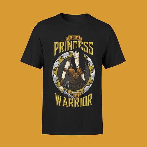 I'm a Princess and a Warrior T-Shirt