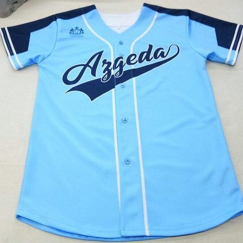 Azgeda ❄️ Baseball Jersey