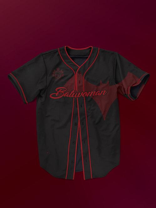 Batwoman 🦇 Baseball Jersey