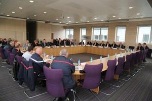 Conseil d'administration du SDIS62