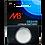 Thumbnail: Blister de 1 pile bouton lithium CR2430 / 3V / 280mAh