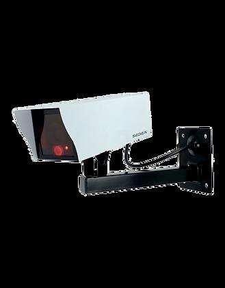 Caméra factice   type tube   métallique