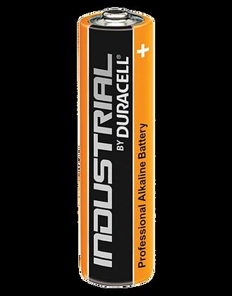 Lot de 10 piles Duracell INDUSTRIAL, 1,5 V, AAA
