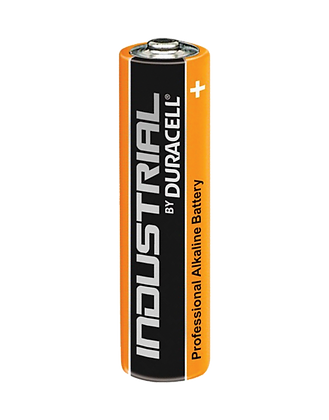 Boite de 10 piles LR6 AA  |  1,5V  |  Duracell INDUSTRIAL